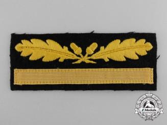 A Sleeve Rank Insignia for SS-Brigadeführer und Generalmajor der Waffen-SS