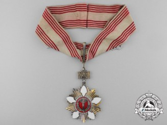 A Order of South Korean National Security Merit; Commander, 2nd Class