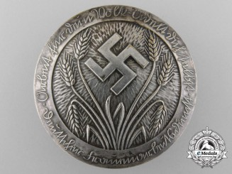 A German Women's Labor Service RAD Badge