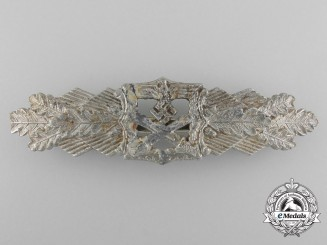 A Silver Grade Close Combat Clasp by Josef Feix & Sohn of Gablonz