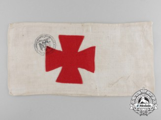 A Prussian First War Field Hospital Armband
