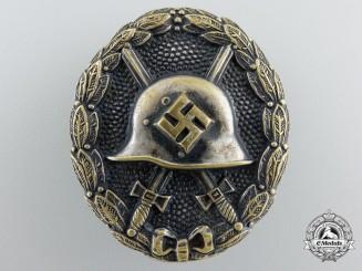 A Silver Grade Legion Condor Wound Badge