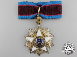 Egypt, Republic. An Order of Cultural Merit,  I Class Commander, c.1965