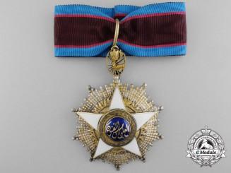 Egypt, Republic. An Order of Cultural Merit,  I Class Commander, c.1965