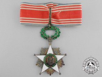 An Order of the African Liberation; Commander