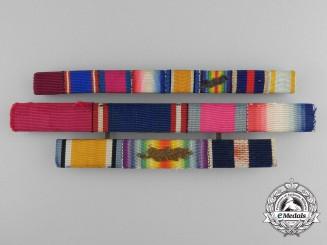 A Pair of First War British Ribbon Bars