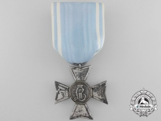 A Bavarian Reserve Army Cross for 20 Years Service