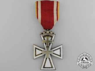 "A Danzig Cross Second Class by ""B.V.A. / Hülse Berlin"""