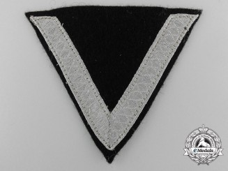 An SS-Sturmmann's Rank Chevron