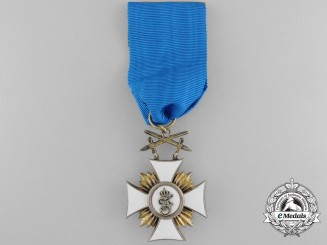 A Wurttemberg Order of Friedrich, Knight First Class c.1916