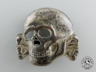 An SS Cap Skull by Deschler & Sohnvery