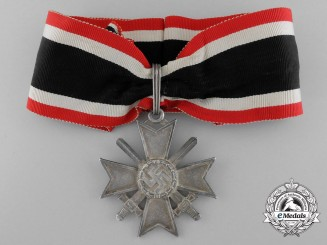 An Early Knight's Cross of the War Merit Cross by Deschler