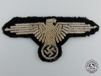 """An Early SS EM/NCO's VT """"Hammerhead"""" Sleeve Eagle"""