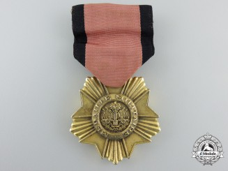 A Military Merit Cross of Haiti