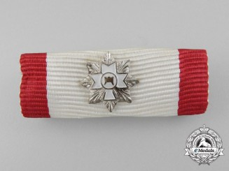 A Miniature Croatian Order of King Zvonimir; Grand Cross