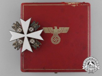 A Mint Order of the German Eagle Second Class by Godet