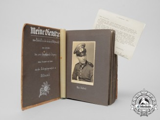 A Wehrmacht Gebirgsjäger Service Photo Album of  Feldwebel Hubner of the 138th Gebirgsjäger Regiment