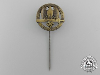 A 1933/38 NSR Waffenträger des Volkes Stick Pinv by R. Petzel