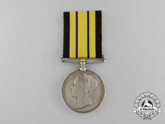 An East and West Africa Medal to the 24th Bombay Infantry