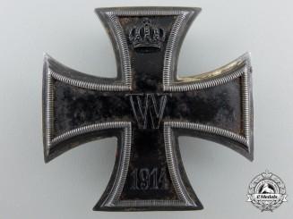 A First War Iron Cross First Class 1914