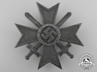 A War merit Cross First Class with Swords by Steinhauer & Lück