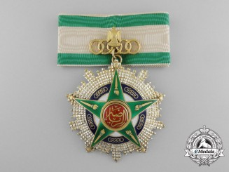 An Egyptian Order of Sport; First Class by Bichay of Cairo
