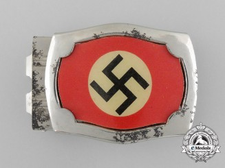 A NSDAP Jugend/Youth Belt Buckle