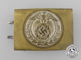 A NSDAP Youth Belt Buckle