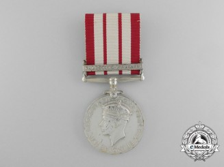 A Naval General Service Medal 1915-1962 for Service in Palestine