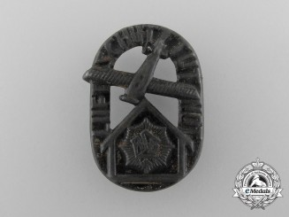 A Reichs Luftschutz Awareness Badge