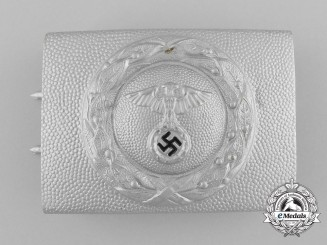 Germany, A DLV/RLB Belt Buckle