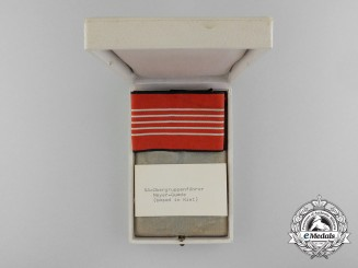 A Case for Olympic Games 1936 Decoration 1st Class