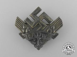A RADwJ War Helper's Service Badge