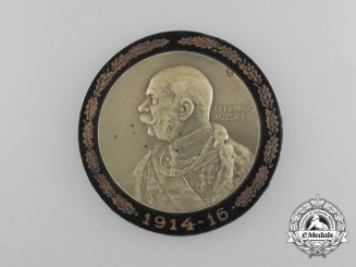A 1914-1916 First War Hungarian Franz Joseph Award