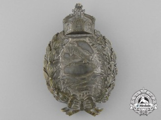 A First War Prussian Pilot's Badge circa 1917-18 by Juncker