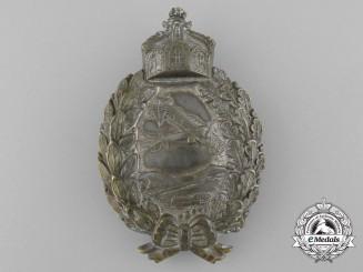 A First War Prussian Pilot's Badge circa 1917-18 by Juncker