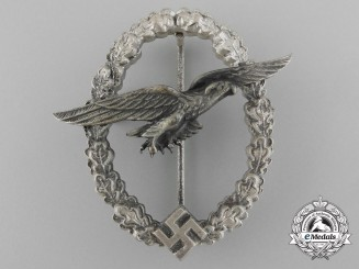 A Luftwaffe Glider Pilot's Badge by Steinhauer & Lück