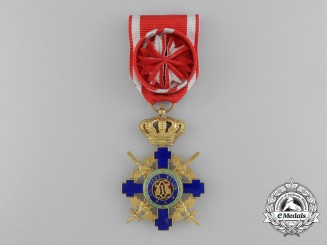 Am Order of the Star of Romania; Second War Period Issue