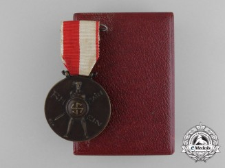 A Gau-Hessen-Nassau Commemorative Medal; The Old Leader Korps of the NSDAP