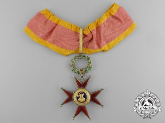 An Order of St. Gregory the Great; Commander