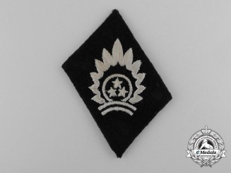 A Waffen SS Collar tab of the 15th Latvian SS Freiwilligen Division