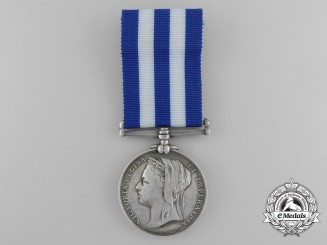 An Egypt Medal 1882-1889 to the Royal Engineers