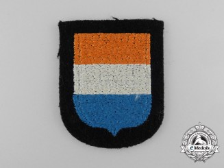 A Waffen-SS Dutch Volunteer Sleeve Shield