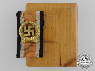 A Fine German Army Honor Roll Clasp