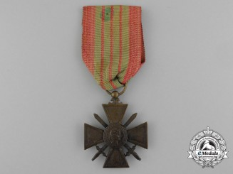 A Second War French War Cross 1939-1945