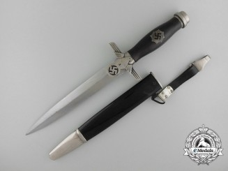 A First Model Reichsluftschutz Dagger by Paul Weyersberg