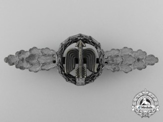 A Luftwaffe Bronze Grade Short Range Night Fighter Clasp