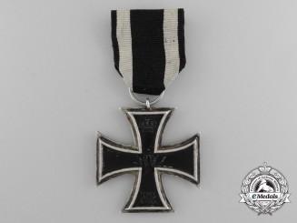 """A First War 1914 Iron Cross 2nd Class; Marked """"C 800"""""""