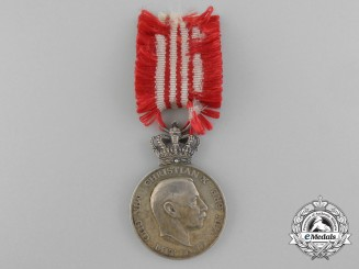 A Danish Award for Participation in Allied Military Service; 1940-1945