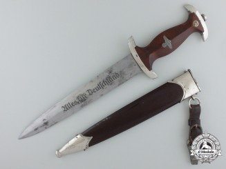 An SA Dagger by Carl Eickhorn, Solingen 1939